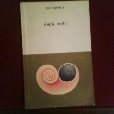 Ion Barbu Dupa melci, coperta si ilustratiile de Sabin Balasa - Carte de lux