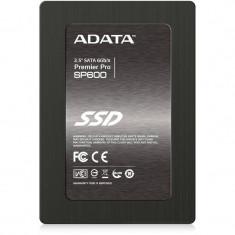 SSD ADATA Premier Pro SP600 256GB SATA-III 2.5 inch, SATA 3