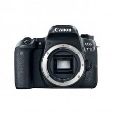 Aparat foto DSLR Canon EOS 77D 24.2 Mpx WiFi Body