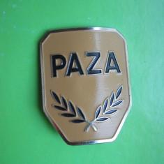 HOPCT ROMANIA CUC EMBLEMA MILITARA PAZA CONTRACTUARA[CARALEII] EPOCA COMUNISTA