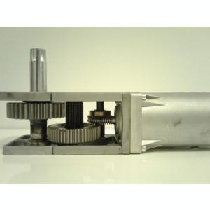 Kit automatizare porti batante cu motoare ingropate