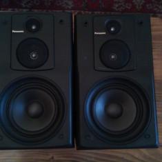 Boxe Panasonic pe 3 cai - Amplificator audio