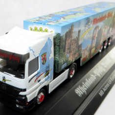 Herpa Mercedes Actros Kheinland aerograf Private Collection 1:87 - Macheta auto Alta, 1:43