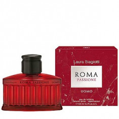 Laura Biagiotti Roma Passione Uomo EDT Tester 125 ml pentru barbati - Parfum barbati Laura Biagiotti, Apa de toaleta