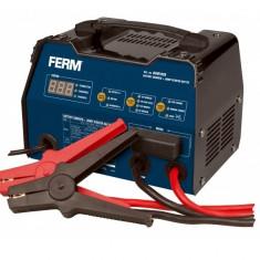 Incarcator baterie auto + starter pornire FERM BCM1020 - Redresor Auto FERM, 8 - 12