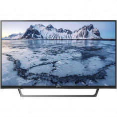Televizor Sony LED Smart TV KDL49 WE660 Full HD 124cm Black - Televizor LED