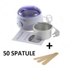 Incalzitor decantor ceara pentru epilat Pro Wax 100  Bonus 50 Spatule