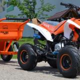 ATV KXD SPEEDY 125cc Casca Bonus, Import Germania