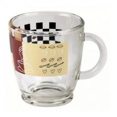 Cana pentru cafea Xavax cu decoratiuni 380 ml