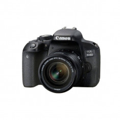 Aparat foto DSLR Canon EOS 800D 24.2 Mpx Kit EF-S 18-55mm f/4-5.6 IS STM