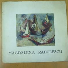 Magdalena Radulescu pictura Bucuresti 1946 78 ilustratii Dyspre Paleolog - Album Pictura