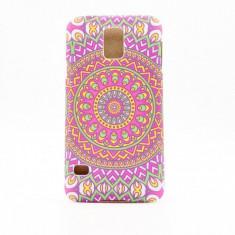 Husa Flip Cover Tellur TPU pentru Samsung Galaxy S4 Mozaic - Husa Telefon