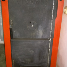 Centrala termica pe lemne Viadrus U22 - Cazan