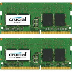 Memorie laptop Crucial 16GB DDR4 2133 MHz CL15 Dual Rank x8 Dual Channel Kit - Memorie RAM laptop