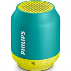 Boxa portabila Philips BT50A/00 Yellow / Blue
