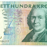 SUEDIA 100 kronor 2001 VF P-65a