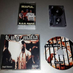 BUG MAFIA-DUPA BLOCURI-CD ORIGINAL - Muzica Hip Hop cat music
