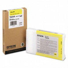 Consumabil Epson T6034 yellow - Cartus imprimanta
