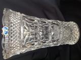 Vaza cristal Bohemia