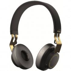 Casti wireless Jabra Move Wireless Gold, Casti Over Ear, Bluetooth, Active Noise Cancelling