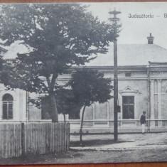 Radauti, Bucovina, Judecatoria, animatie, circ., 1942, ilustrata austriaca - Carte Postala Bucovina 1904-1918, Circulata, Printata