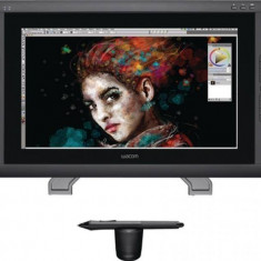 Tableta grafica Wacom Cintiq 22HD touch Interactive Pen Display DTH-2200
