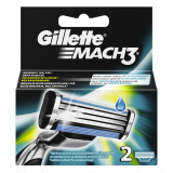 Rezerva aparat de ras Gillette Mach3 2 buc
