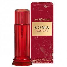 Laura Biagiotti Roma Passione EDT 50 ml pentru femei - Parfum barbati Laura Biagiotti, Apa de toaleta