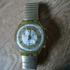 Ceas Swatch Chronograph - Ceas barbatesc Swatch, Quartz