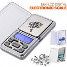 CANTAR ELECTRONIC bijuterii cu 2 Zecimale - Cantar bijuterii
