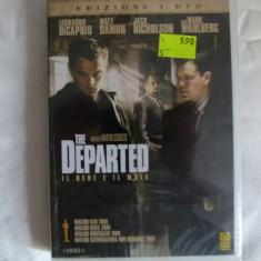 The Departed - di caprio, jack nicholson -scorsese -dvd