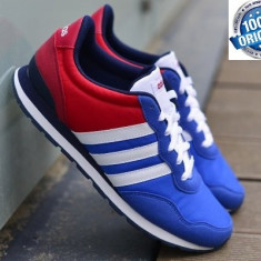 ADIDASI ORIGINALI 100% Adidas V JOG din germania UNISEX nr 37;38.5 - Adidasi dama, Culoare: Din imagine, Marime: 37 1/3, 38 2/3