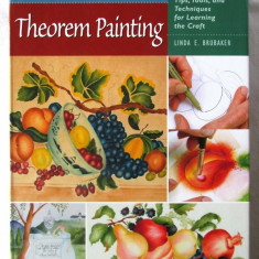 THEOREM PAINTING. Tips, Tools and Techniques for Learning the Craft -L. Brubaker