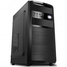 Carcasa Spire Tricer cu sursa 420W Black - Carcasa PC