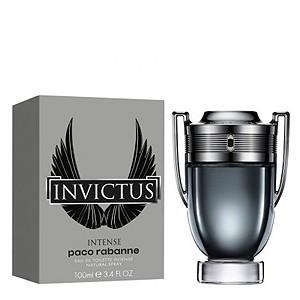 Paco Rabanne Invictus Intense EDT Intense 100 ml pentru barbati foto