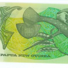 PAPUA NOUA GUINEE 2 kina 1991 UNC polimer Jocurile pacifice comemorativa