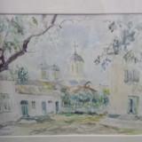 Acuarela Margareta Sterian ( Atribuit), Peisaje, Altul