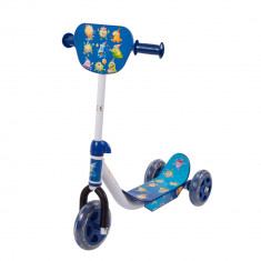 Trotineta SPIDER 3 Albastru, 2-4 ani, Unisex, Bleu