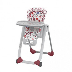 Scaun de Masa Polly Progres 5 in 1 CHERRY