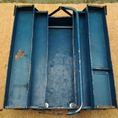 Wesma / cutie scule metalică cu 5 sertare