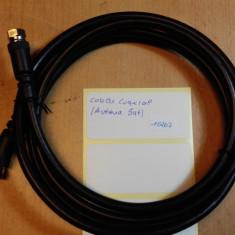 Cablu Coaxial (Antena Sat) 1, 7 m (10267), Accesorii cabluri