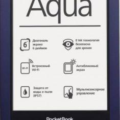 EBook reader PocketBook Aqua 4 GB 6 inch Dark Blue