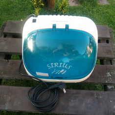 Sterilizator cu ultraviolete Sirius, made in Italy, ca nou.