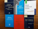 Lot de 6 carti Drept Comercial / C66P, Alta editura