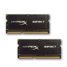Memorie laptop Kingston 16GB DDR3 1600MHz CL9 Kit - Memorie RAM laptop