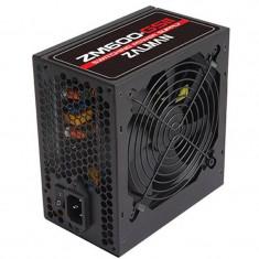 Sursa Zalman ZM600-GSII 600W - Sursa PC Zalman, 600 Watt