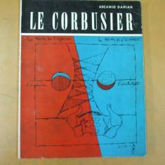Le Corbusier Bucuresti 1969 Ascanio Damian 59 ilustratii