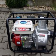 Motopompa apa-Honda WT 40X - Pompa gradina