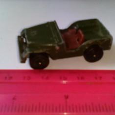 Bnk jc Corgi Whizzwheels - Willys Jeep - Jucarie de colectie