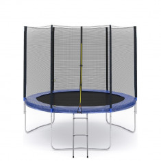 Trambulina cu plasa de protectie si scara ACTION® High Quality 183 cm - Trambulina copii